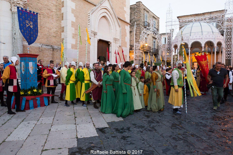 Torneo delle Chiavi Lucera Raffaele Battista 2019